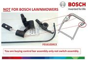 Bosch Avr 1100 Lever Control Bar Assembly F016103913 - Not For Lawnmowers