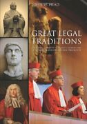 Great Legal Traditions Civil Law, Common Law, And Chinese By John W. Head New