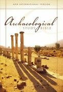 Niv Archaeological Study Bible, Personal Size An By Kaiser Walter C. Jr. New