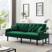 Convertible Sleeper Sofa Bed Couch Futon Sofas Daybed Recliner Couches Armchairs