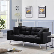 Convertible Sofas Folding Sleeper Couches Armchairs Living Bedroom Bed Couch Set