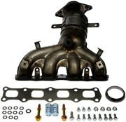 Catalytic Converter With Integrated Exhaust Manifold Dorman 674-279