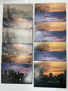 2007 08 09 10 Philadelphia And Denver United States Mint Uncirculated Coin Sets