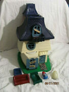 1976 Hasbro Weebles Haunted House W/ Accessories