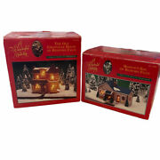 It's A Wonderful Life Holiday Grandville House And Bedford Falls Martini's Bar Lot