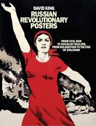 Russian Revolutionary Posters From Civil War To Socialist By David King Vg+