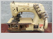 Industrial Sewing Machine Union Special 54-400 J-with Rear Puller-