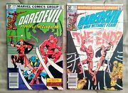 Daredevil 174 And 175 1st App Of The Hand And Death Of The Hand