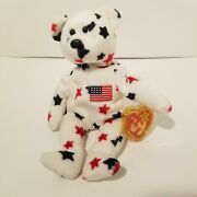 Glory Ty Beanie Baby 1997 Swing Tag 1998 Tush Tag Rare Collectible Vintage Plush