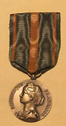 Wwii Era French Escapees Medal Prisoners Of War Escape Or Attempt With Ribbon