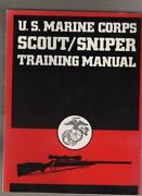 U. S. Marine Corps Scout-sniper Training Manual By Usmc Development And Vg