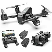 Holy Stone Hs270 Gps 2.7k Drone With Fhd Fpv Camera Live Video For Adults, Porta