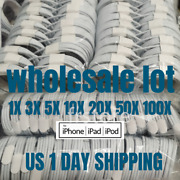 Wholesale Lot 3ft 6ft Charger Cable For Apple Iphone 5 6 7 8 Plus Charging Cord