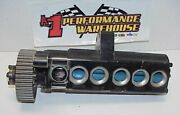 Auto Verdi 6 Stage Rotor Style Dry Sump Oil Pump And 8 Mm Htd Pulley Nascar Xxx11
