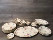 Sunnyvale China Settings By Castleton With Accessories 26 Pc Total