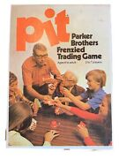 Vintage Pit Card Game 1973 Trading Card No. 661 Parker Brothers Complete Euc