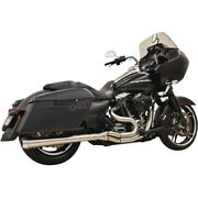 Bassani Long Road Rage Iii 2-into-1 System - 1f11ss No Ship To Ca