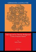 Njals Saga And Its Christian Background A Study Of By Andrew Hamer Brand New