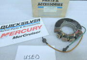 Aa5 Mercury Quicksilver 336-3996a7 Stator Assembly Oem Used Factory Boat Parts