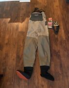 Simms G3 Gore-tex Waders. Size Extra Large Xl. Made In Usa.