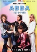 Music In Review Abba 1973-1982 2dvd Book Set 2 Dvd - Multiple Formats New
