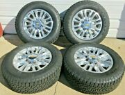 20and039 Chevy 2500/3500 Polished Wheel And Tire 2021 Ltz