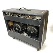 Fender Twin Reverb Silver Face Made In 1980 Good Used Item Ships From Japan K