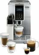 Brand New Deand039longhi Dinamica Espresso Machine With Fully Automatic Milk Frother