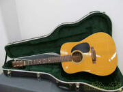 Martin D-18 591721 Acoustic Guitar With Hard Case Safe Shipping From Japan