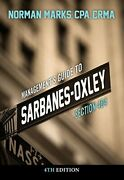 Managementand039s Guide To Sarbanes-oxley Section 404 4th By Norman Marks And Cpa