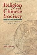 Chinese Religion And Society 2 Volumes By John Lagerwey - Hardcover Excellent