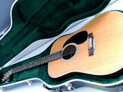 Martin D-28 1223232 Acoustic Electric Guitar W/hard Case Ships Safely From Japan