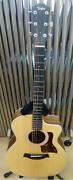 Taylor 214ce-k Acoustic Electric Guitar With Soft Case Safe Delivery From Japan