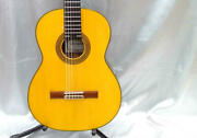 Asturias No.a5 Classical Guitar With Hard Case Perfect Packing From Japan