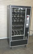 Ap Automatic Products 6600 6000 Snack Vending Machine - Tested Good
