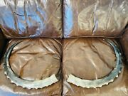 Imported Siberian Ibex Taxidermy Horns - Wild Goat Horns 1 Pair