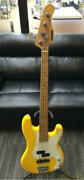 Schecter Pj Model 960815 Electric Bass With Hard Case Safe Delivery From Japan