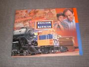 1999 Lionel Legendary Trains Preview Cat. 43 Pgs Of Engines And Rolling Stock