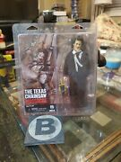 Leatherface Clothed Action Figure [pretty Lady Mask And Dinner Jacket]