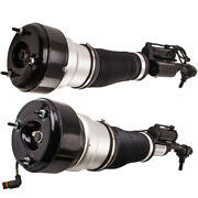 Air Suspension Shock Front Left And Right 1pair For Mercedes S-class W221 4matic