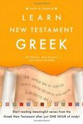 Learn New Testament Greek By John H. Dobson - Hardcover Mint Condition