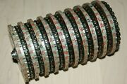 Russian Fialka Cipher Machine 10 Rotor Set Cold War Enigma