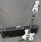 Esp E-ii Stream Sl5 Es4620153 Electric Bass W/hard Case Ships Safely From Japan