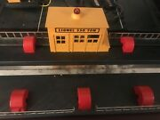 Lionel 350 Engine Transfer Table W/ Original Box And Instructions Ca. 1957