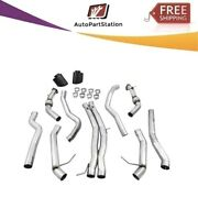 3015-33116 Awe Tuning 304 Ss Resonated Exhaust Track Edition For Audi Rs5 19