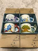 Starbucks Disney Ornament You Are Here Collection