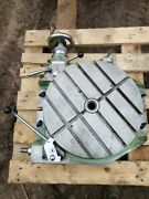 Rotary Table For Drill Milling Machine 400mm / 9 4b2 9201