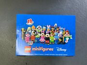 Lego 71012 Series 1 Disney Collectable Minifigures - Unopened Box Of 60