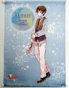 Wall Scroll Cloth Poster Tapestry Hetalia Axis Powers Anime Japan