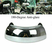 Motorcycle Mirrors 180 Degree Wide-angle Safety Rearview Mirror Blind Spot Xe